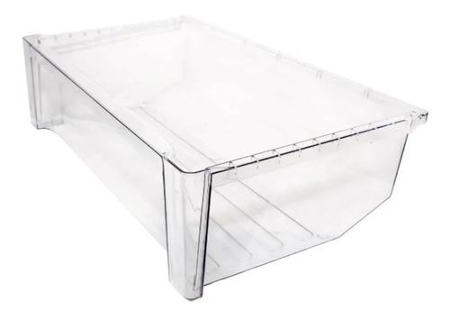 Gaveta Transparente Freezer Brv80ak Bro80ae Bro81 W10624070