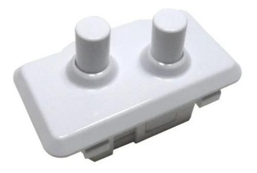 Interruptor Duplo Refrigerador Bre80ab Brastemp W10471975