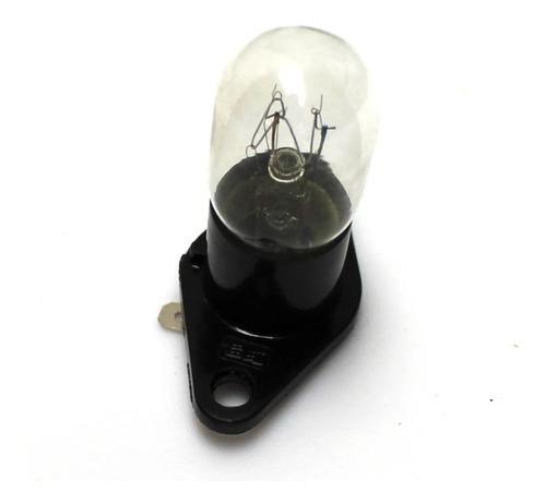 Kit 10 Lampada Microondas C Soquete- 220v