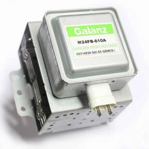 Magnetron Galanz Micro Ondas M24fb-610a Novo Original + Nf