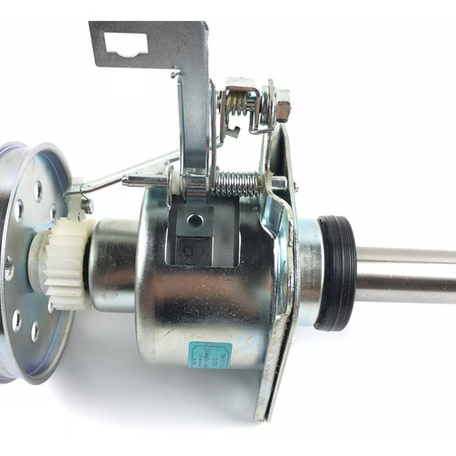 Mecanismo Câmbio Polia Estriada Lt10b Ltd11 Lac11 A02437701