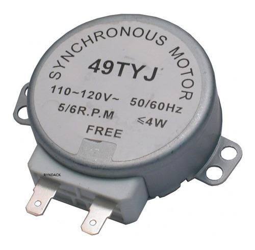 Motor Universal Do Prato Microondas 110-127v B1