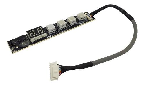 Placa Display Ar Philco Ph9000fm3 Ph9000qfm3 Ph12000fm3 R$ 80,00