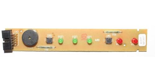 Placa Interface Brastemp Brm37 Brm43 Brg43 Bivolt 411647