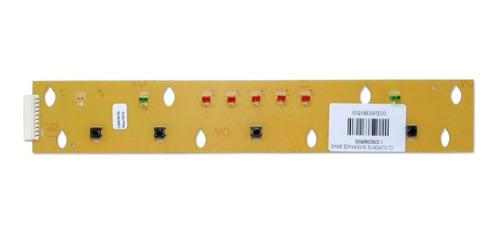Placa Interface Brastemp Smart 4 Teclas Similar