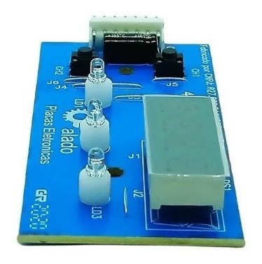 Placa Interface Electrolux Dc49x 64800243