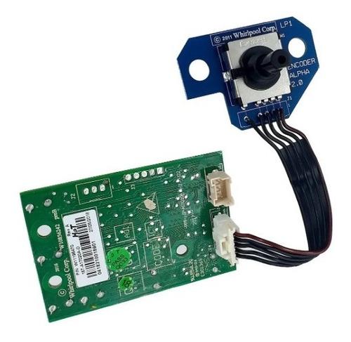 Placa Interface Mega C/ Encoder W11034330 W11196470 Cws12ab