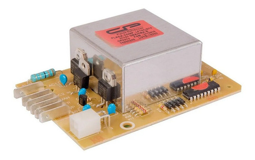 Placa Lavadora Electrolux Lf10 Lq10 Lf80 64800240
