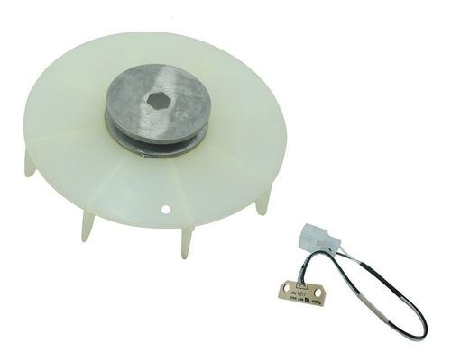 Polia Imantada Com Sensor Do Motor Ge