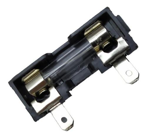Suporte Fusivel De Alta P Microondas 20a250v 38mm