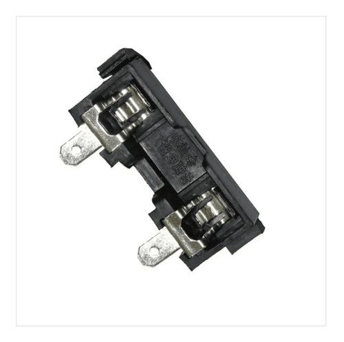 Suporte + Fusivel Para Microondas 127v 20a Electrolux