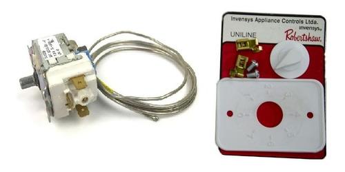 Termostato Rc95509 2 Geladeira Electrolux Dc38 Dc47
