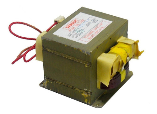 Transformador Alta Microondas Brastemp Consul Electrolux LG