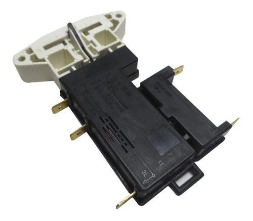 Trava Porta Lavadora Electrolux 64484383 Top08 Le08 Original