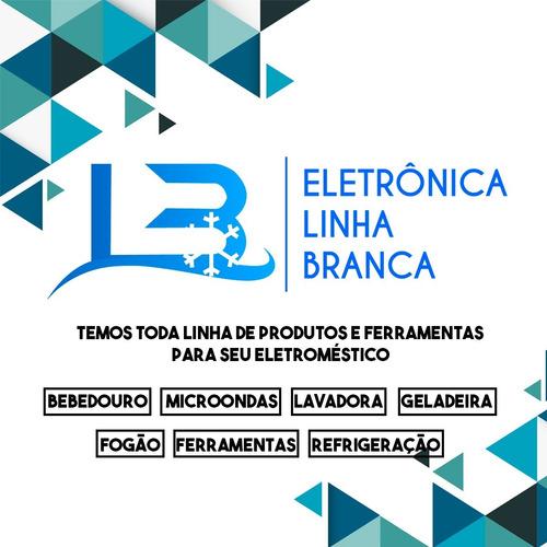 Valvula Dupla Electrolux Ltd11 Ltd13 Ltd15 Ltd09 220 Volts