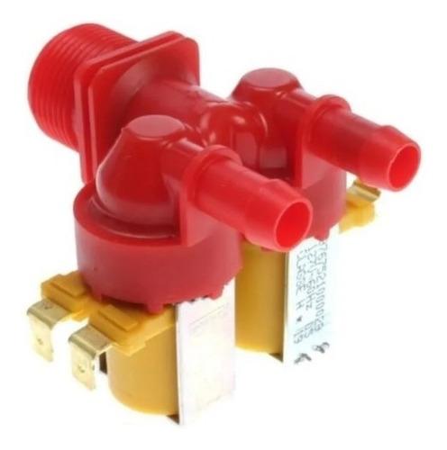 Válvula Dupla Lavadora Electrolux Ltr10 Ltr12 Ls12 64287503