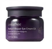Creme de Olhos Perfect 9 Repair Eye Cream EX - Innisfree