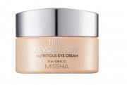 Creme de Olhos Time Revolution Nutritious Eye cream - Missha