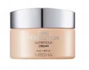 Hidratante Time Revolution Nutritious Cream - Missha