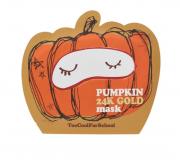 Máscara Pumpkin 24K Gold - Too Cool for School