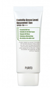 Protetor Centella Green Level Unscented Sun - SPF50+ PA++++ - Purito