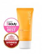 Protetor Pure Block Natural Daily Sun Cream - 50ml (SPF45 PA+++) - A'PIEU