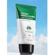Protetor Truecica Mineral 100 Calming Suncream SPF50+ PA++++ - Some By Mi