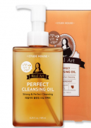 Removedor Real Art Cleansing Oil Perfect - Etude House