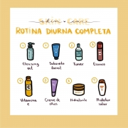 Rotina Completa de Skin Care
