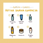 Rotina De Skin Care Compacta