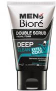 Sabonete Facial Masculino Double Scrub Deep Clean - Biore