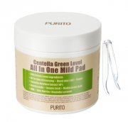 Tratamento Centella Level All In One Mild Pad - Purito