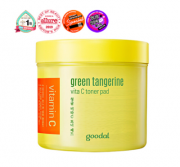 Tratamento Green Tangerine Vita C Toner Pad - Goodal