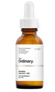 Tratamento Mandelic Acid 10% + HA Soft Superficial Dermal Peeling - The Ordinary