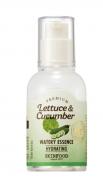 Tratamento Premium Lettuce & Cucumber Watery Essence - Skinfood