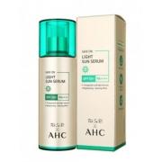 Tratamento Safe On Light Sun Serum - AHC