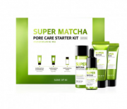 Tratamento Super Matcha Pore Care Starter Kit  - Some By Mi