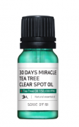 Tratamento Tea Tree Clear Spot Oil - Some by mi