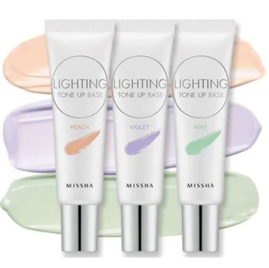 Base Lighting Tone Up Base SPF30/PA - Missha