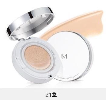 Base M Magic Cushion SPF50+ - Missha