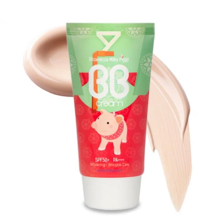 Base Milky Piggy BB Cream SPF50+ PA+++ - Elizavecca