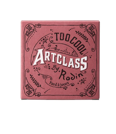 Blush Art Class By Rodin Blusher De Rosee - Too Cool For School