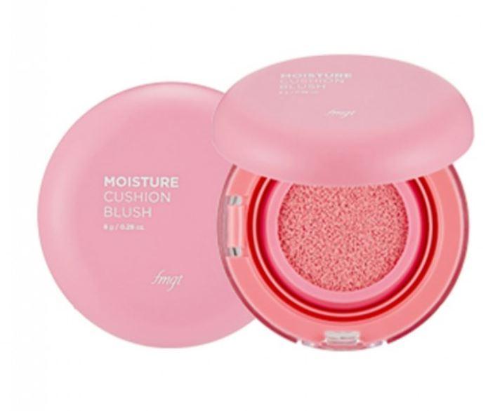 Blush Moisture Cushion - The Face Shop
