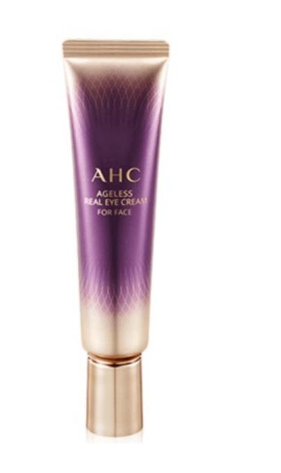 Creme de Olhos Ageless Real Eye Cream For Face - AHC