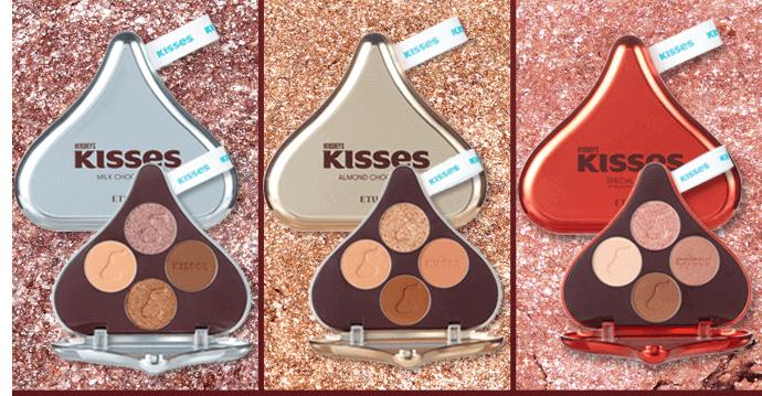 Edição Limitada Play Color Eyes Hershey Kisses - Etude House