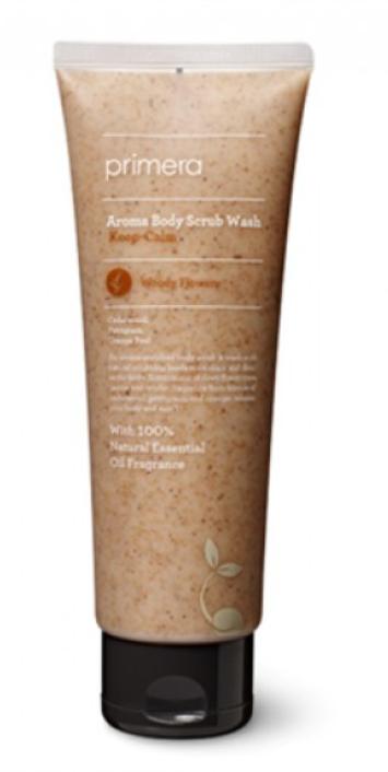 Esfoliante Corporal Aroma Body Scrub - Primera