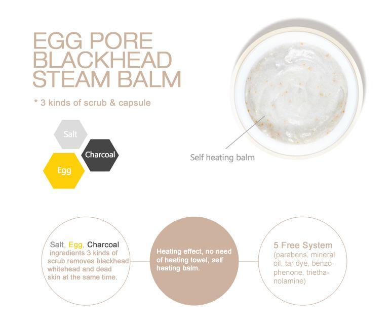 Esfoliante Egg Pore Blackhead - Tony Moly