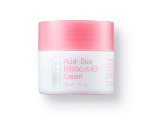 Hidratante Acid-Duo Hibiscus 63 - By Wishtrend