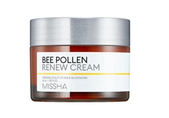 Hidratante Bee Pollen Renew Cream - Missha
