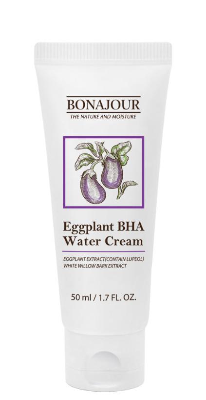 Hidratante Eggplant BHA Water Cream - Bonajour